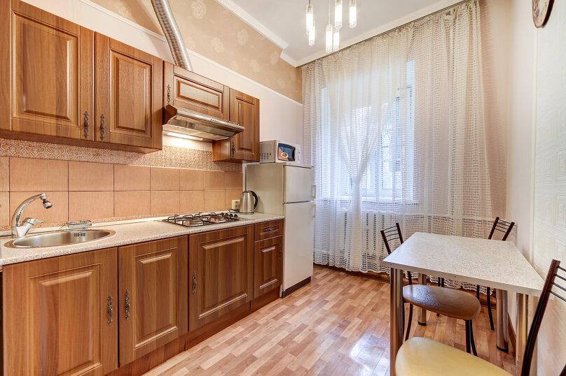 2-комн. квартира, 47 кв.м. на 4 человека, Мытнинская, 16, Санкт-Петербург - Фотография 6