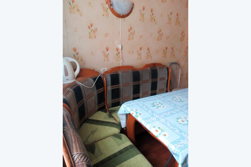 3-комн. квартира, 62 кв.м. на 7 человек, Олимпийская, 79, Кировск - Фотография 3