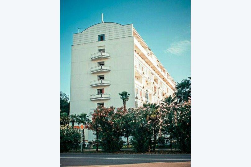 1-комн. квартира, 21 кв.м. на 3 человека, Курортный проспект, 75 к.1, Сочи - Фотография 3