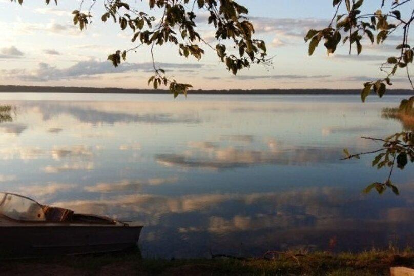 Дом на берегу чистейшего озера, 200 кв.м. на 10 человек, д. Куряево, 7, Осташков - Фотография 2