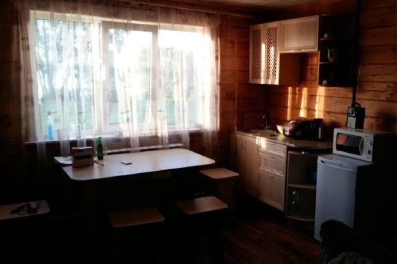 Дом на берегу чистейшего озера, 200 кв.м. на 10 человек, д. Куряево, 7, Осташков - Фотография 4