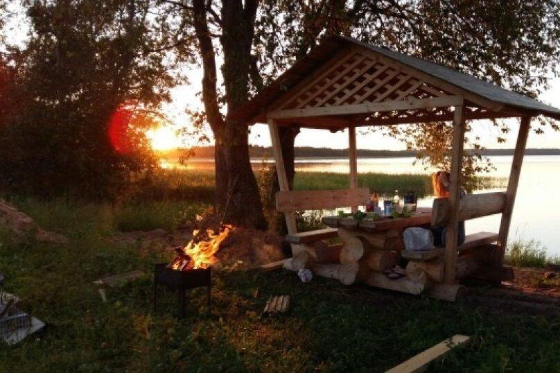 Дом на берегу чистейшего озера, 200 кв.м. на 10 человек, д. Куряево, 7, Осташков - Фотография 7