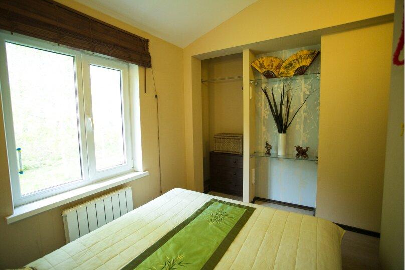 Домик-люкс в стиле бунгало, 90 кв.м. на 6 человек, 2 спальни, Демаки, 12, Нижний Новгород - Фотография 9