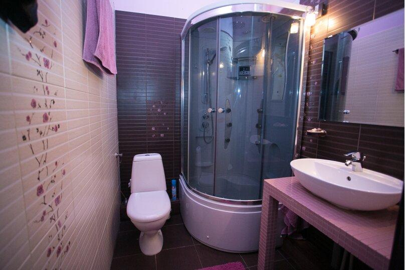 Домик-люкс в стиле бунгало, 90 кв.м. на 6 человек, 2 спальни, Демаки, 12, Нижний Новгород - Фотография 10