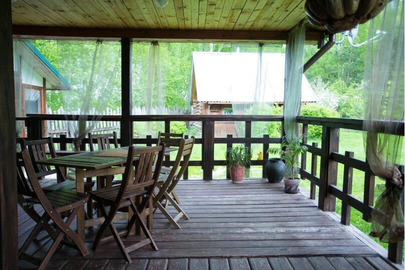 Домик-люкс в стиле бунгало, 90 кв.м. на 6 человек, 2 спальни, Демаки, 12, Нижний Новгород - Фотография 14