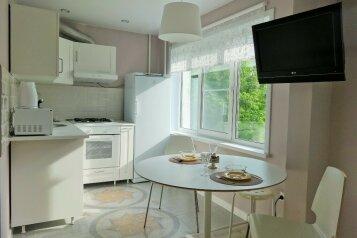 1-комн. квартира, 34 кв.м. на 4 человека, 85-й квартал, Ангарск - Фотография 1
