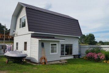 Островной дом, 100 кв.м. на 6 человек, д. Светлица, 2, Осташков - Фотография 1