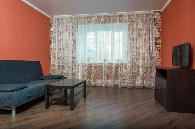 2-комн. квартира, 71 кв.м. на 6 человек, Ягодинская улица, 25, Казань - Фотография 2