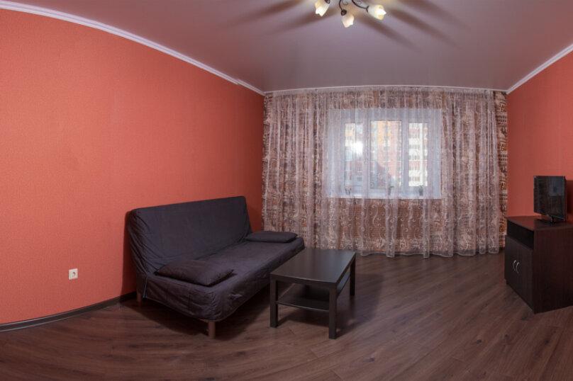 2-комн. квартира, 71 кв.м. на 6 человек, Ягодинская улица, 25, Казань - Фотография 3