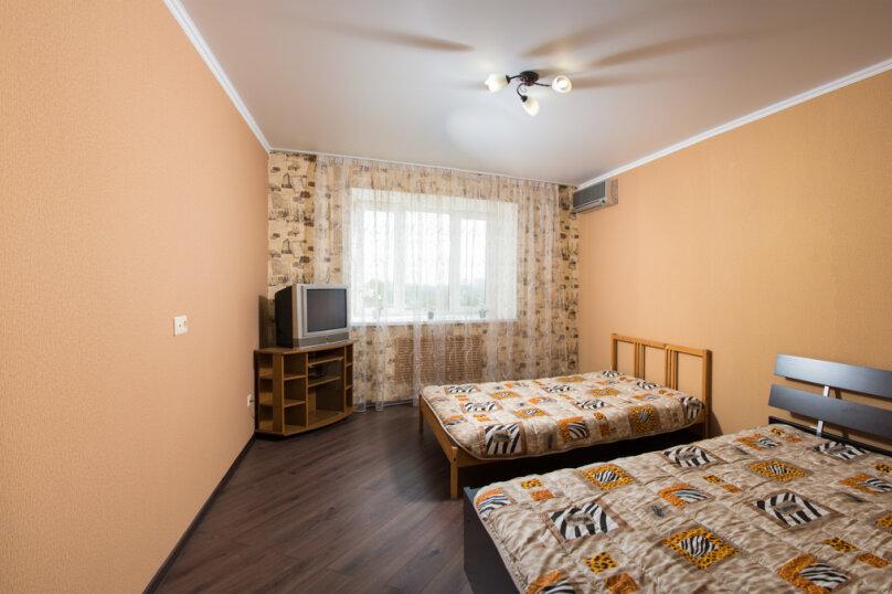2-комн. квартира, 71 кв.м. на 6 человек, Ягодинская улица, 25, Казань - Фотография 6