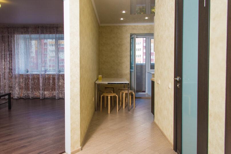 2-комн. квартира, 71 кв.м. на 6 человек, Ягодинская улица, 25, Казань - Фотография 15