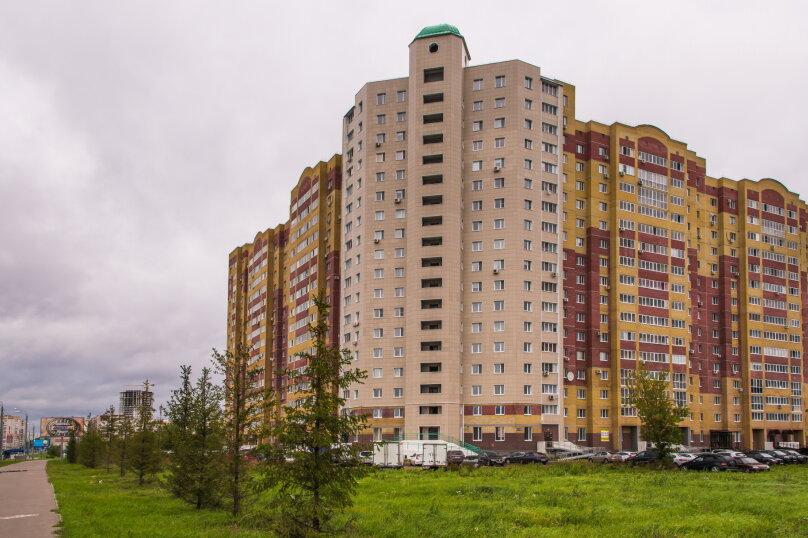 2-комн. квартира, 71 кв.м. на 6 человек, Ягодинская улица, 25, Казань - Фотография 18