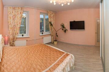 1-комн. квартира, 41 кв.м. на 4 человека, улица Нигматуллина, Казань - Фотография 2
