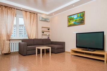 3-комн. квартира, 100 кв.м. на 6 человек, Чистопольская улица, Казань - Фотография 1