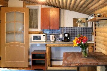 Дом для отпуска эконом-класса, 100 кв.м. на 9 человек, 3 спальни, Сигнаволокская, Пряжа - Фотография 2