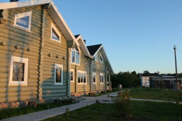 Дом для отпуска, 200 кв.м. на 17 человек, 6 спален, Сигнаволокская, Пряжа - Фотография 1