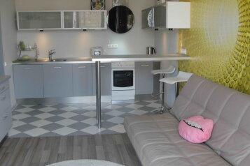 1-комн. квартира, 54 кв.м. на 4 человека, улица Габдуллы Кариева, Казань - Фотография 3