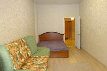 1-комн. квартира, 34 кв.м. на 3 человека, проспект Карла Маркса, Омск - Фотография 1