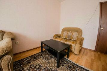 1-комн. квартира, 35 кв.м. на 3 человека, Иртышская набережная, Омск - Фотография 2