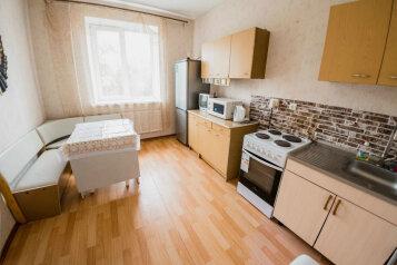 1-комн. квартира, 35 кв.м. на 3 человека, Иртышская набережная, Омск - Фотография 4