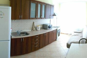 1-комн. квартира, 47 кв.м. на 4 человека, бульвар Архитекторов, Омск - Фотография 3