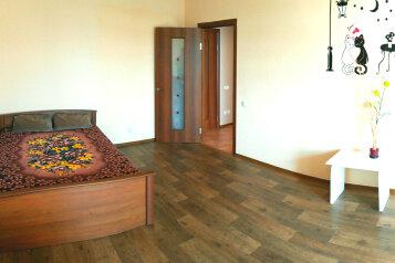 1-комн. квартира, 47 кв.м. на 4 человека, бульвар Архитекторов, Омск - Фотография 4
