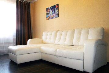 1-комн. квартира, 35 кв.м. на 2 человека, проспект Карла Маркса, 1, Омск - Фотография 1