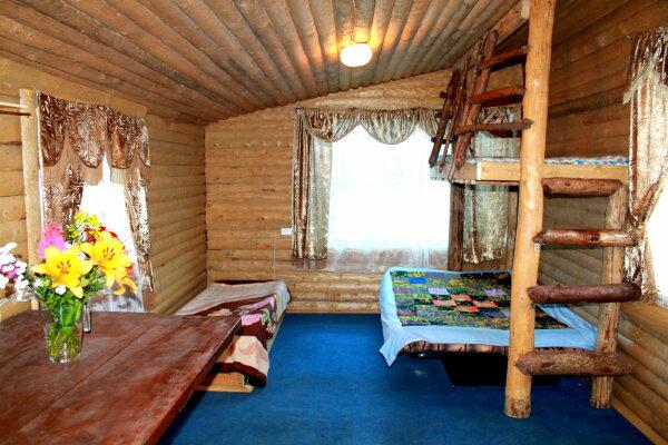 Дом для отпуска эконом-класса, 100 кв.м. на 9 человек, 3 спальни, Сигнаволокская, 1, Пряжа - Фотография 1