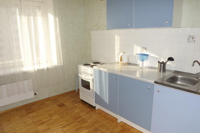 1-комн. квартира, 40 кв.м. на 4 человека, Авиационная улица, 61к1, Екатеринбург - Фотография 2