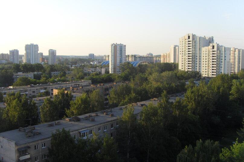 1-комн. квартира, 40 кв.м. на 4 человека, Авиационная улица, 61к1, Екатеринбург - Фотография 4