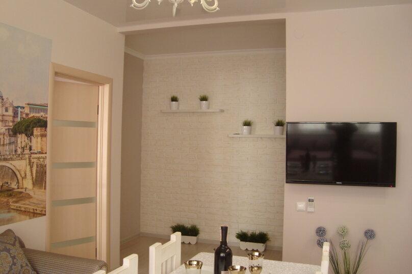 2-комн. квартира, 45 кв.м. на 5 человек, Луговая улица, 6Н, Симферополь - Фотография 9