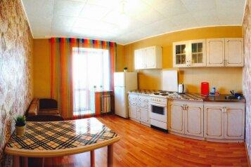 2-комн. квартира на 4 человека, улица Шеронова, Хабаровск - Фотография 3