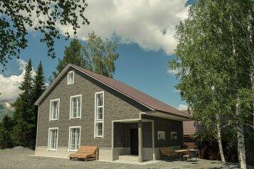 Дом, 160 кв.м. на 15 человек, 5 спален, Весенняя улица, 1Г, Шерегеш - Фотография 1