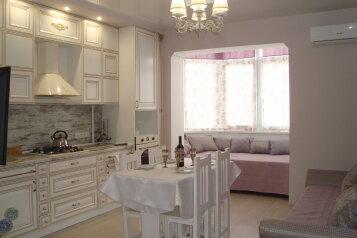 2-комн. квартира, 45 кв.м. на 5 человек, Луговая улица, Симферополь - Фотография 1