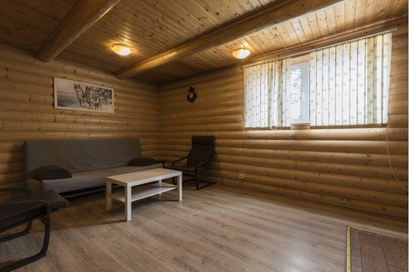 Дом с баней, бильярдом, камином и беседкой, 200 кв.м. на 16 человек, 3 спальни, 11 линия Малиновая, 371, Санкт-Петербург - Фотография 10