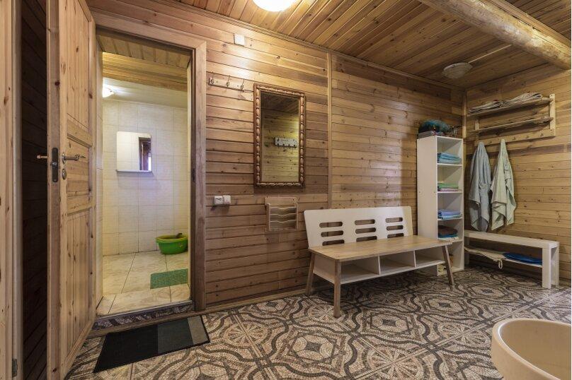 Дом с баней, бильярдом, камином и беседкой, 200 кв.м. на 16 человек, 3 спальни, 11 линия Малиновая, 371, Санкт-Петербург - Фотография 12