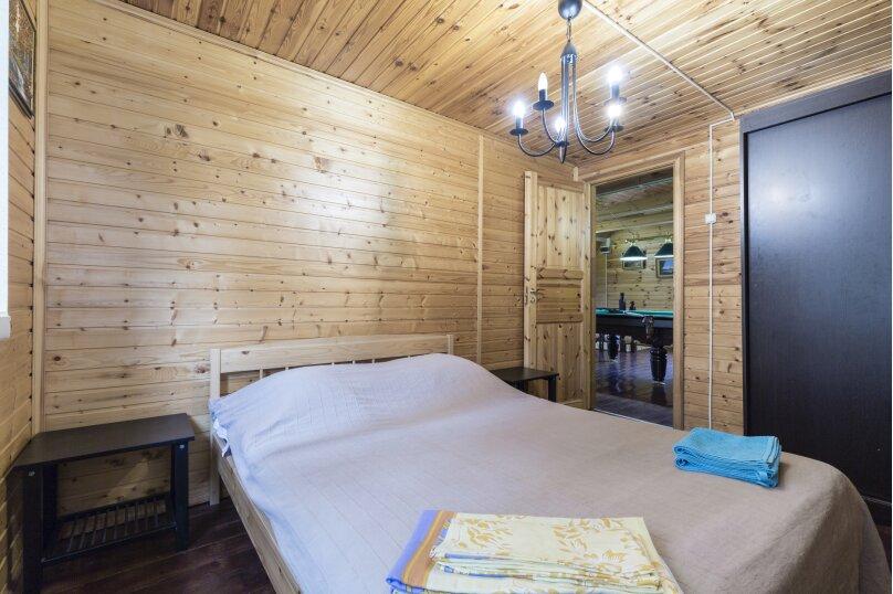 Дом с баней, бильярдом, камином и беседкой, 200 кв.м. на 16 человек, 3 спальни, 11 линия Малиновая, 371, Санкт-Петербург - Фотография 19