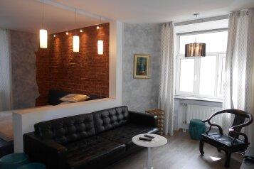 1-комн. квартира, 45 кв.м. на 4 человека, Мошков переулок, 5, Санкт-Петербург - Фотография 1