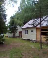 Дом в лесу на берегу озера, 36 кв.м. на 4 человека, 1 спальня, д. Стеклино, 35, Андреаполь - Фотография 2