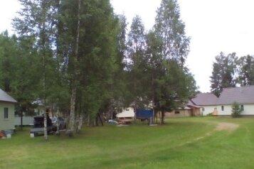 Дом в лесу на берегу озера, 36 кв.м. на 4 человека, 1 спальня, д. Стеклино, 35, Андреаполь - Фотография 3