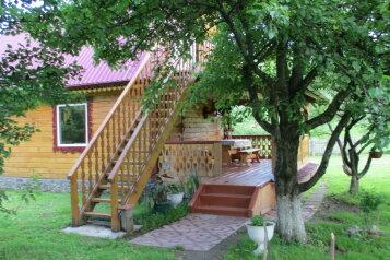 Дом, 56 кв.м. на 8 человек, 2 спальни, Лесная улица, 1А, Иогач - Фотография 1