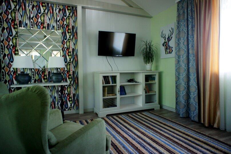 Альпийский домик , 95 кв.м. на 6 человек, 3 спальни, Снежная улица, 2, Байкальск - Фотография 13