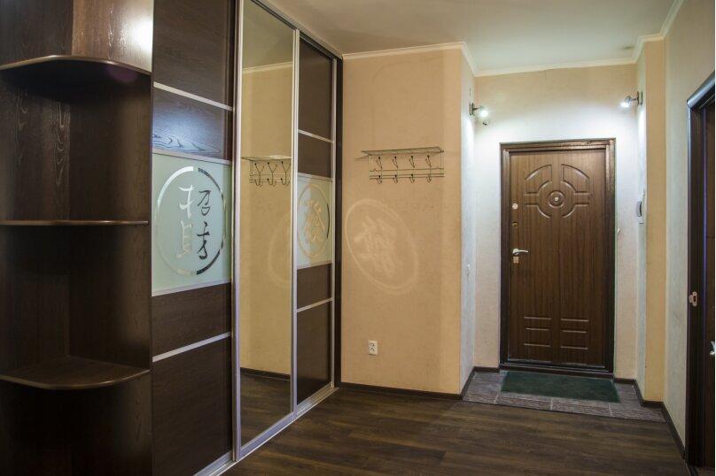 2-комн. квартира, 70 кв.м. на 5 человек, улица Авиаторов, 25, Красноярск - Фотография 9