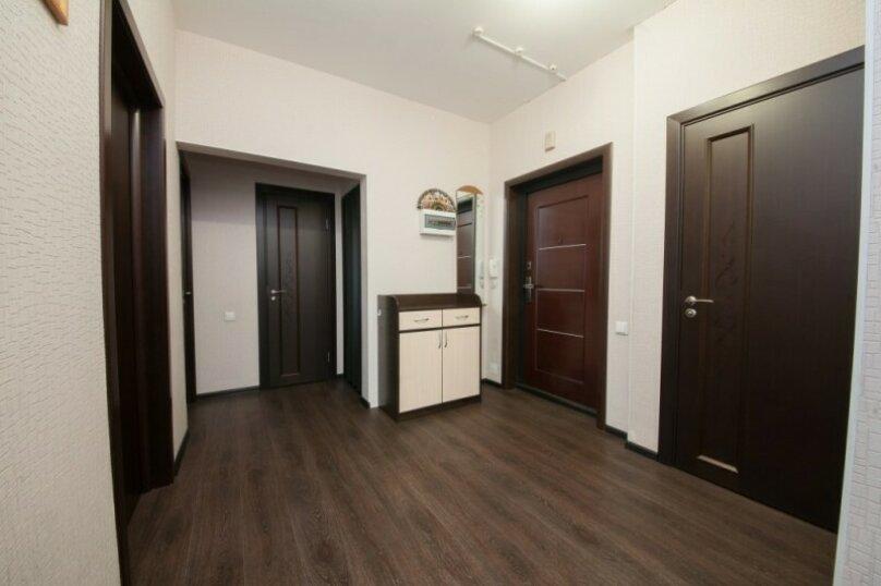 3-комн. квартира, 80 кв.м. на 6 человек, улица Шахтёров, 42, Красноярск - Фотография 6
