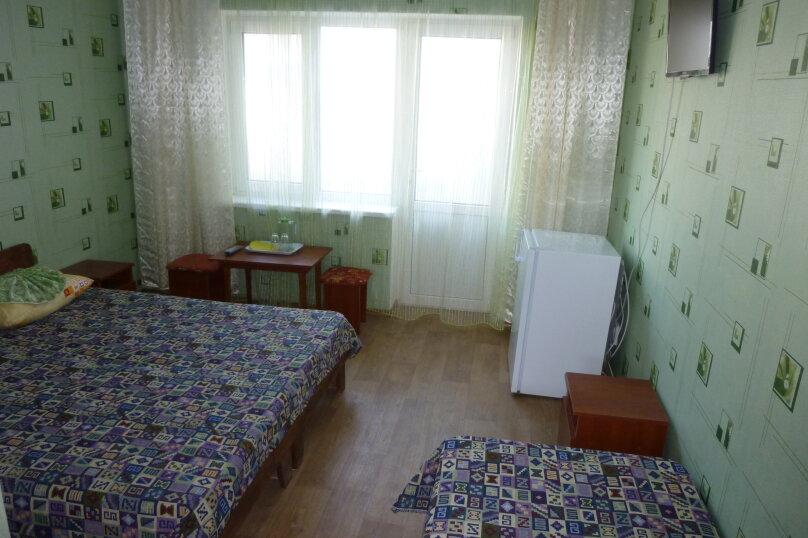 Улучшенный с балконом 3-х местный, Софиевская, 2, Заозерное - Фотография 1