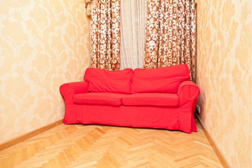 2-комн. квартира, 55 кв.м. на 5 человек, Тверская улица, с27, Москва - Фотография 9