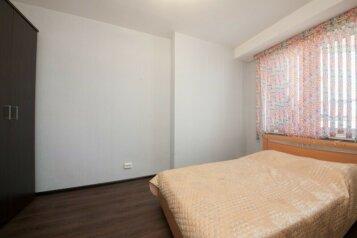 3-комн. квартира, 80 кв.м. на 6 человек, улица Шахтёров, 42, Красноярск - Фотография 4