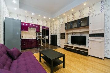 2-комн. квартира, 45 кв.м. на 4 человека, Большой Гнездниковский переулок, 10, Москва - Фотография 1