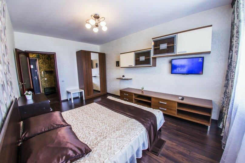 1-комн. квартира, 39 кв.м. на 4 человека, улица Мингажева, 140, Уфа - Фотография 2