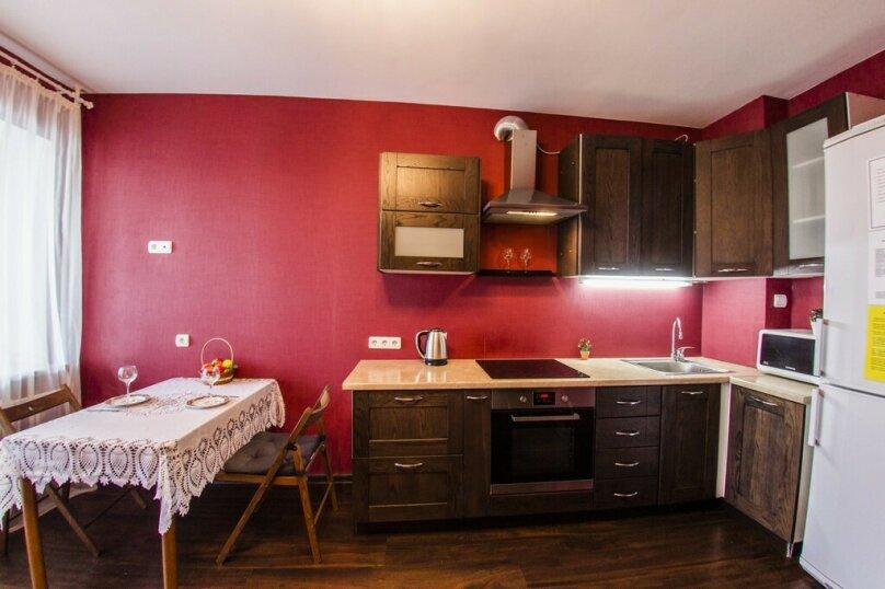 1-комн. квартира, 39 кв.м. на 4 человека, улица Мингажева, 140, Уфа - Фотография 7